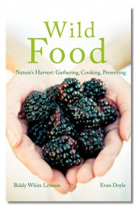 Wild Food Book Cover (Shadow)